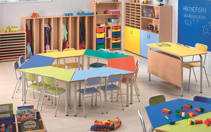 mobiliario para escuelas colegios liceos chile