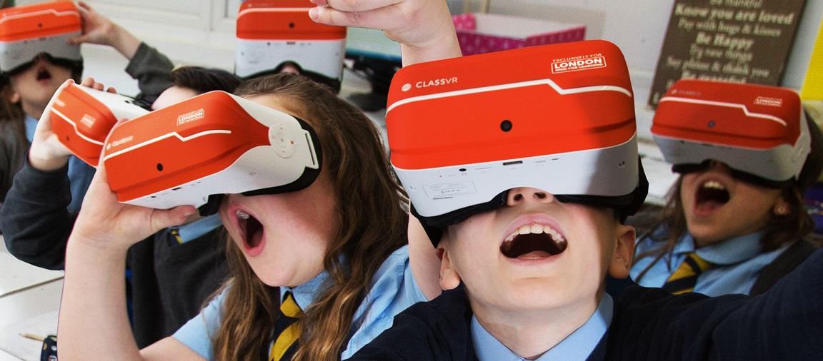 realidad virtual y aumentada educacion chile